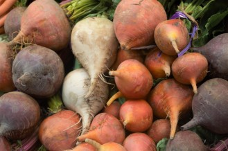 sprouts root veggies