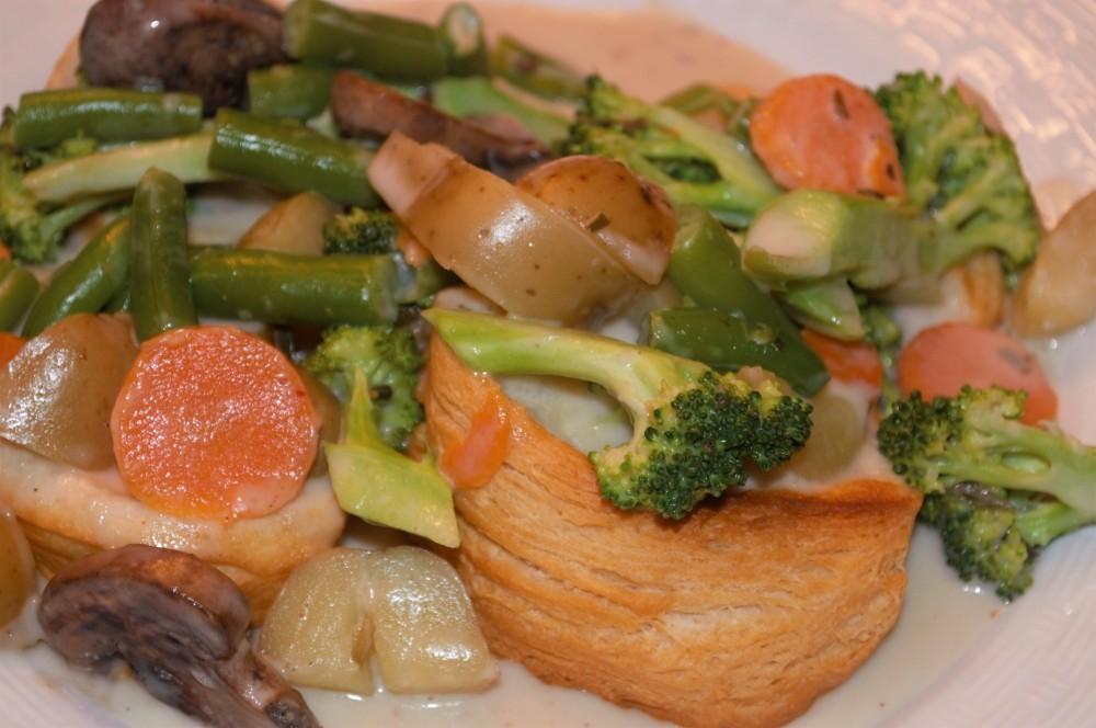 veggies & biscuts #2